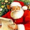 Recepción y visita de Papá Noel
