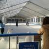 Día de puertas abiertas en la pista de hielo de la Alameda