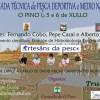 I Jornada técnica de Pesca deportiva y Medio natural