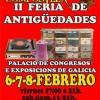 II Feria de Antigüedades en el Palacio de Congresos
