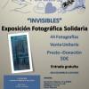 Exposición solidaria 'Invisibles'