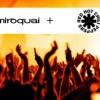 'Los mejores conciertos de la Historia': Jamiroquai + Red Hot Chili Peppers