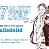 Obras del 37º Maratón de dibujo Sketchcrawl