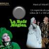 Ciclo 'Infantil & Familiar': 'La bola mágica'