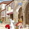 Postal infantil 3: Rúa do Vilar