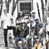 'Compostela Rock': Corizonas