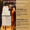 Ciclo 'Novas Orquestras 2014': Orquestas Juvenil y Sinfónica del CMUS