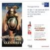 J. Mendez: 'Retratos con alegoría'