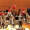 Via Stellae 2013: 'Kallah Pallah, suite libre para percusión y orquesta de vientos'