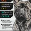 71 & 72 Exposición Nacional Canina CAC + 30 Exposición Internacional Canina CACIB