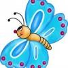 'Los sábados, lluvia de cuentos': 'Violeta la cartera mariposa'