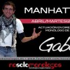 Monólogo de Gabi