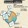 Mesa redonda 'Economía solidaria'