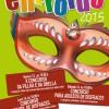 Carnaval 2015 en Área Central