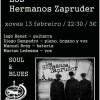 Concierto de Los Hermanos Zapruder
