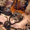 Demostración del gremio de joyería, orfebrería y azabachería de Santiago