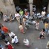 Santiago sumó en mayo por primera vez más pernoctaciones de turistas extranjeros que españoles