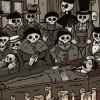 Presentación de los nuevos cómics de Manel Cráneo
