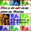 'Flores de mil colores para las Marías'