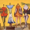 Taller de marionetas surrealistas