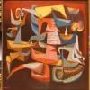 'Nuevos fondos de la Fundación. Obras de Eugenio Granell'