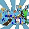 Festival 'Feito a Man 2013':  A Magnifique Bande dos Homes sen Medo