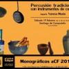 Monográfico de percusión tradicional con instrumentos de cocina