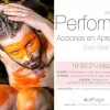Workshop 'Performa: Acciones en Aprendizaje'
