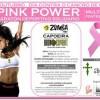 Maratón deportiva solidaria 'Pink Power'