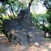 Monument to Alfonso Daniel Rodríguez Castelao