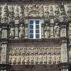 Hostal dos Reis Católicos - Detalle fachada
