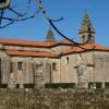 Iglesia de Santa María a Maior de Iria Flavia