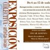 Exposición colectiva de artistas de Arzúa
