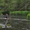 Área Santiago inicia los trabajos para crear un producto turístico en torno a la pesca fluvial