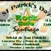 Fiesta de San Patricio en el Rock Café