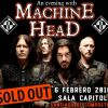 Machine Head's Concert