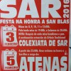 Festival Dedicated to San Blas