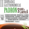'Padrón, sabor a lamprea' Gastronomic Days