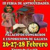 III Feria de Antigüedades Santiago de Compostela