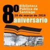 8º Aniversario de la Biblioteca Pública de Santiago Anxel Casal