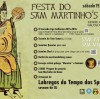 Fiesta 'Sam Martinho's Day'