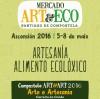 Mercado 'ART & ECO'. 'Compostela ECO': Feira Ecolóxica Labrega