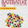 VIII Festival de Percusión Afrobrasileira 'Bate Batuke'