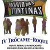 IV Mercadillo solidario 'Trócame-Roque'