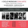 'I Ciclo Músicas con Arte': Concierto de Alejandro Vargas