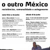 Days: 'The Other Mexico: Resistances, Communality and Self-governance'