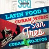 'Latin Food and Cuban Music'