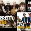 Outono Códax Festival 2016. Concierto de Luke Winslow King + The Pretty Things