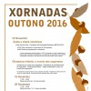 'Xornadas Outono 2016'. Salida y charla micológica
