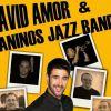 Monólogo y música: 'David Amor + Toninos Maduros Jazz Band'